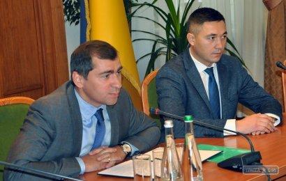 Назначен новый руководитель Одесского порта