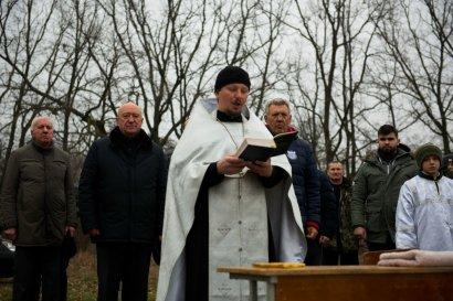 Одесситы отметили праздник Крещения Господня