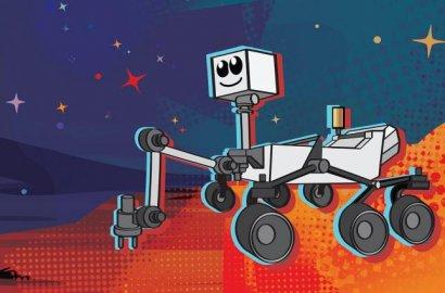 NASA запустило голосование за название нового марсохода