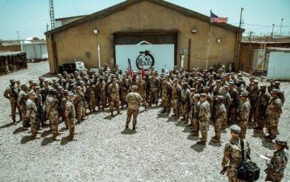 США приостановили операции коалиции против ИГИЛ в Ираке