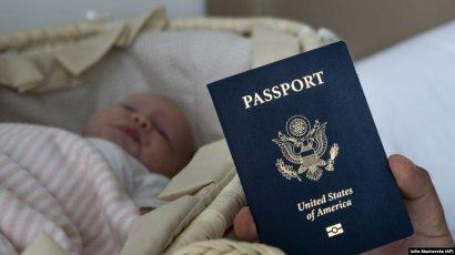 США намерены ограничить «родильный туризм»