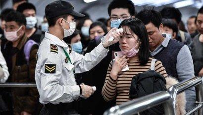 В Китае вылечили первого зараженного коронавирусом