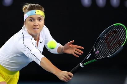 Элина Свитолина проиграла Мугурусе и покинула Australian Open