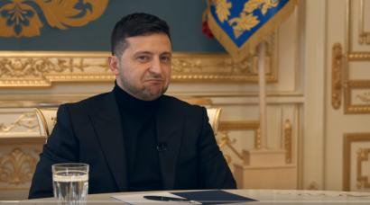 Зеленский не любит общаться на русском, как языке условного противника, – СМИ