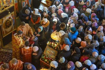 Православная Одесса отметила День памяти Святой Мученицы Татианы