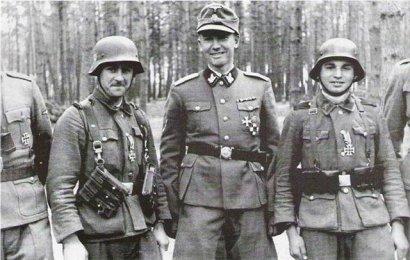 В Ивано-Франковске торжественно прощаются с последним ветераном дивизии СС «Галичина»