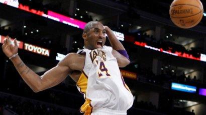 Болельщики создали петицию об изменении логотипа НБА в честь погибшего Брайанта