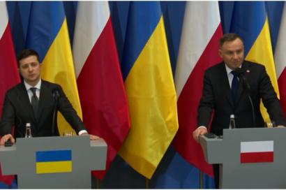 Польша поддержит восстановление территориальной целостности Украины