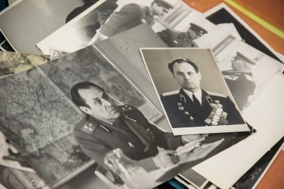 Участник освобождения Одессы Николай Московой отметил 96-летие