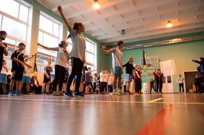Одесская Юридическая академия принимала у себя финал областных школьных соревнований