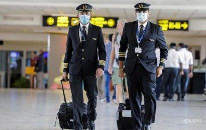Украинские компании месяц не будут летать в Китай