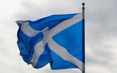 Большинство шотландцев - за отделение от Британии