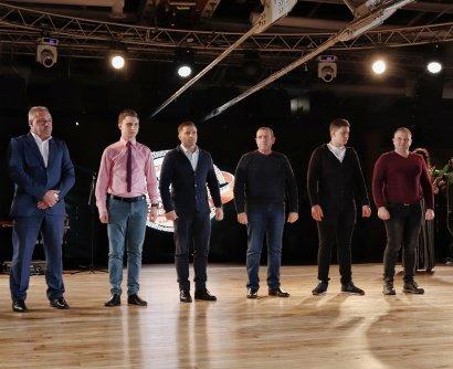 В Одессе представили фильм о главных событиях и ярких личностях минувшего года (видео)