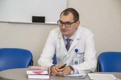 Студенты-медики Международного гуманитарного университета проходят практику в Медицинском доме Odrex