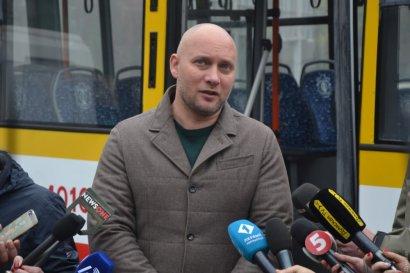 В Одесской мэрии довольны обкаткой системы безналичной оплаты в трамваях