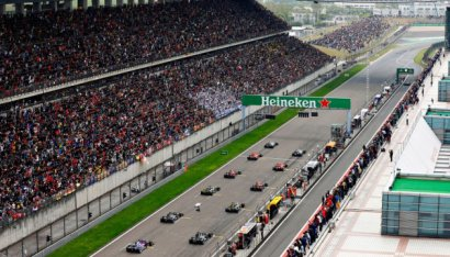 Формула-1 официально отложила Гран-при Китая из-за коронавируса