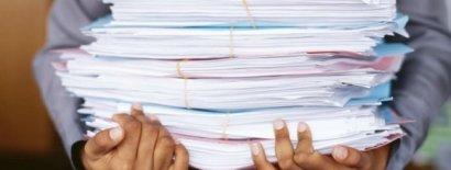 Бумажные квитанции об оплате больше не нужно приносить в государственные органы