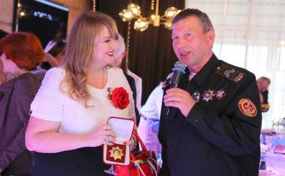 Пять лет руководства Одесским областным Советом Мира. Одесситы поздравили Тамилу Афанасьеву с юбилеем