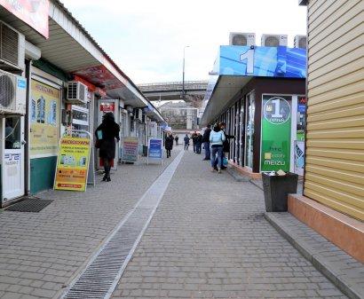 Пересыпь начинается с улицы Одария