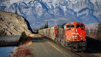 Из-за протестов в Канаде остановилась железная дорога