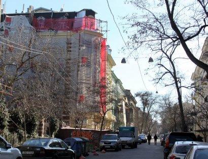 Дома на Гоголя в Одессе заканчивают реставрировать