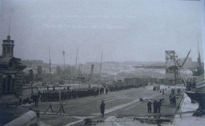 К 100-летию эвакуации из Одессы