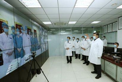 Китай усилит меры по защите и уходу за медработниками
