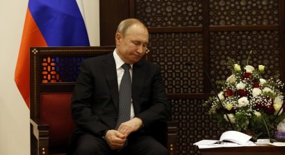 Путин: мы теперь не друзья с Украиной