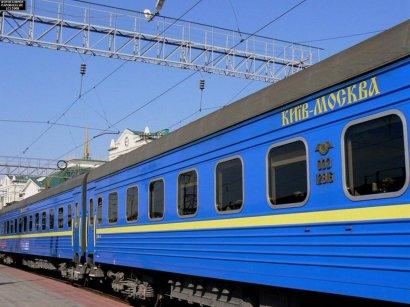 """Тремя самыми прибыльными поездами """"Укрзализныци"""" оказались направления в Москву"""