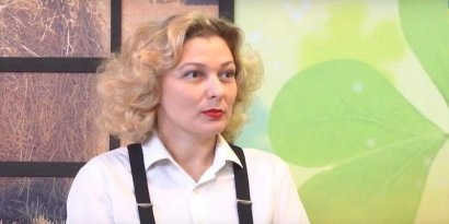 """Монахова: Украине нужны качественный"""" рэп, стендаперы и Youtube-каналы"""
