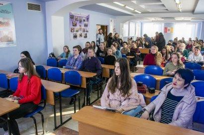 В Одесской Юракадемии прошла Всеукраинская олимпиада по правоведению