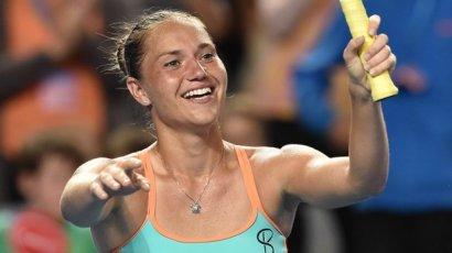 Теннисистка из Украины с победы стартовала на турнире с призовым фондом в четверть миллиона