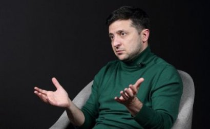 Зеленский не получал приглашения от РФ на празднование 9 мая