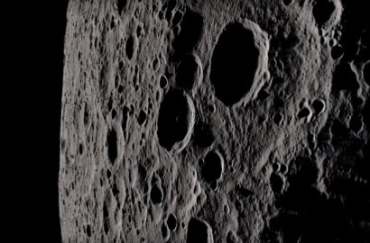 """NASA показало, что видели астронавты """"Аполлона 13"""" во время пролета над Луной (видео)"""