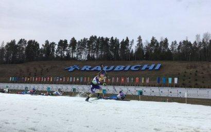 Пидручный принес первую медаль сборной Украины на ЧЕ по биатлону