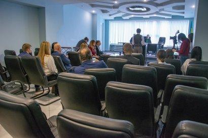 Одесскую Юракадемию посетили депутат Европарламента и член Постоянного арбитражного суда (Гаага)