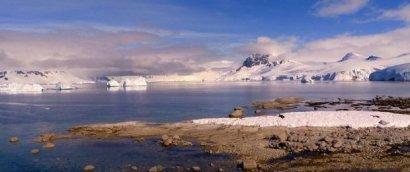 В Антарктиде нашли новый остров