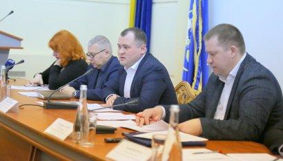 В Одесской областной налоговой службе прошла очередная встреча с предпринимателями и общественностью