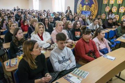 OPEN DAY в Международном гуманитарном университете – университет гостеприимно встретил будущих студентов