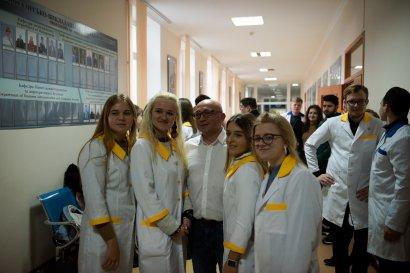 Студенты-медики Международного гуманитарного университета будут проходить практику в ведущих клиниках Германии