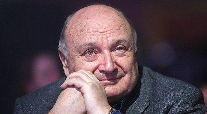 Сергей Кивалов поздравил Михаила Жванецкого с 86-летием