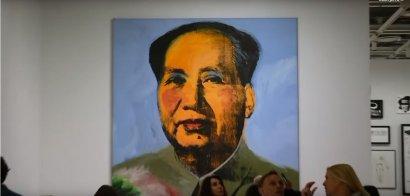 """""""Серебряные облака"""" в Лондоне: выставка Уорхола в Tate Modern"""
