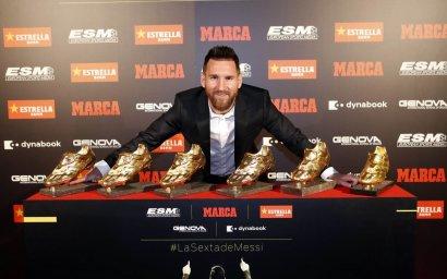 Лионель Месси назван самым высокооплачиваемым футболистом мира
