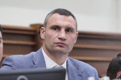 Кличко не исключил, что Киев могут закрыть на въезд и выезд