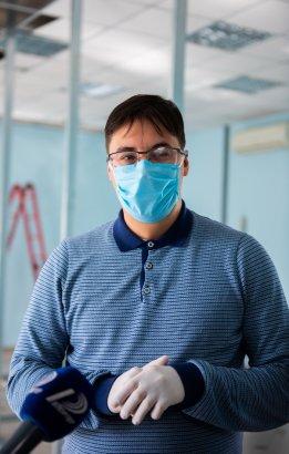Одесситы смогут бесплатно провериться на коронавирус