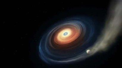 Ученые обнаружили на орбите мертвой звезды гигантскую планету