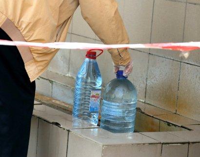Бюветы в Одессе переходят на спецрежим работы