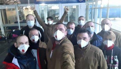 Украинские полярники добрались до Чили и скоро будут в Антарктиде