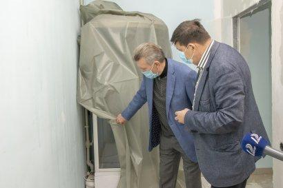В Одессе завершается строительство Центра борьбы с эпидемиями, противодействия коронавирусу и защиты от пандемии COVID-19, а также Медицинской клиники