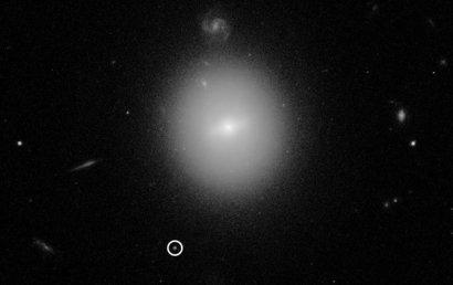 """Обнаружена """"потерянное звено"""" эволюции черных дыр"""